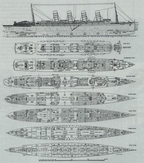 схема лайнера