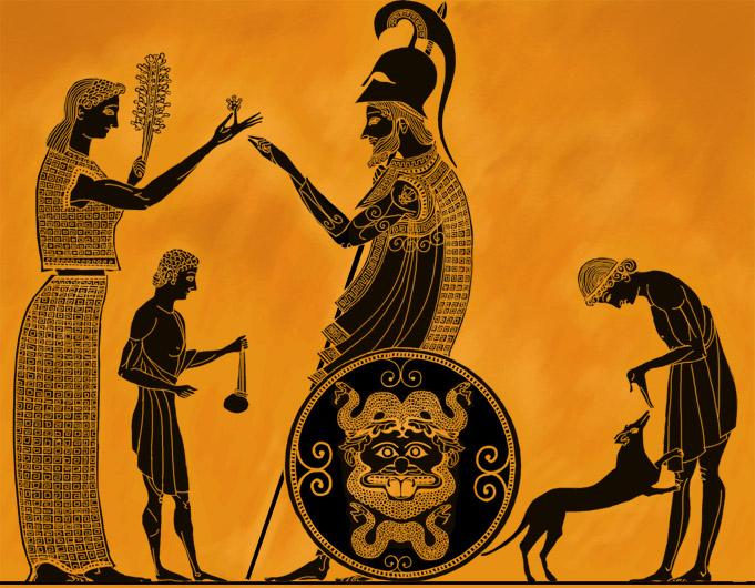 История празднования Нового года от эпохи Древнего Египта до наших дней