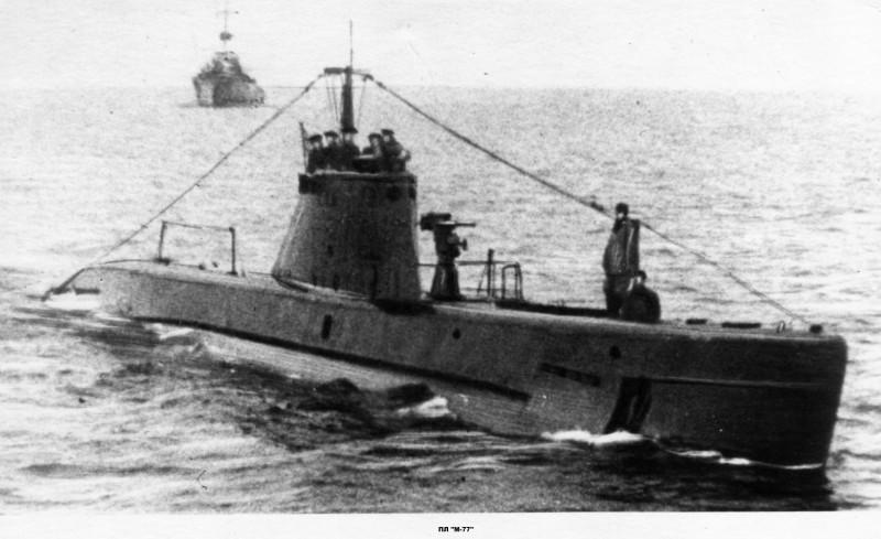 российские лодки малютки