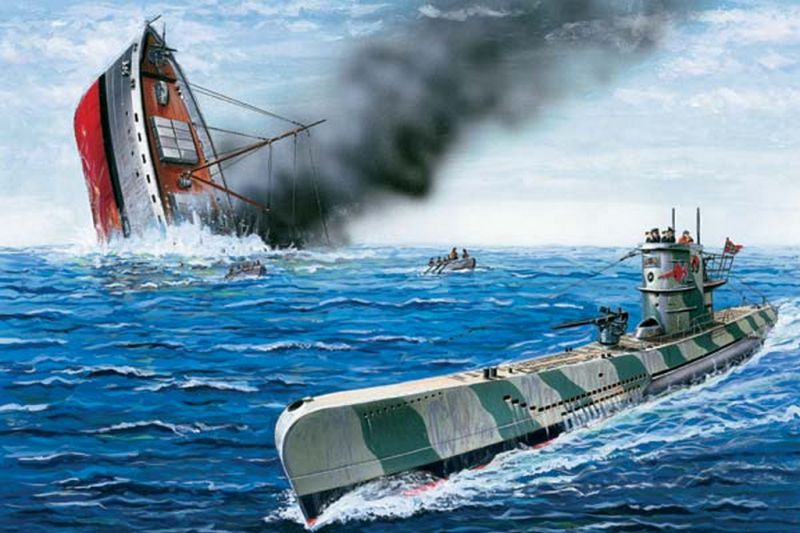 фильмы про море корабли подводные лодки